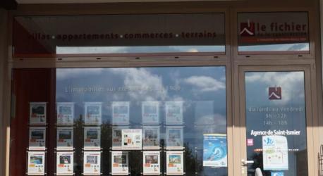 Agence immobilière Saint-Ismier