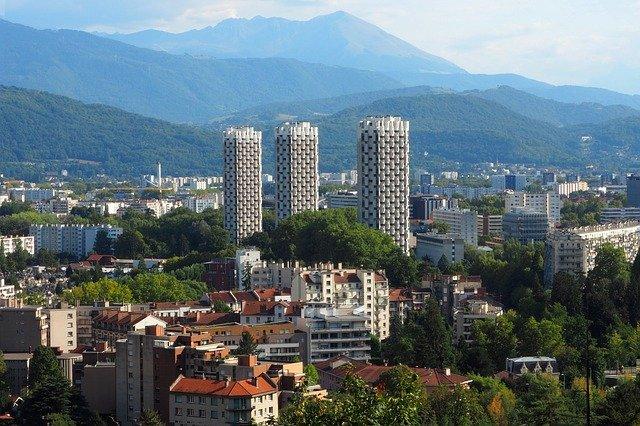 Agence immobilière Grenoble et alentours - Le Fichier de la Construction